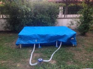 filtro della piscina come la pulizia dell'apparecchio acustico