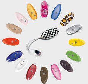 apparecchi acustici colorati