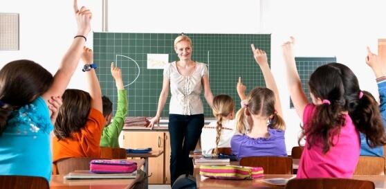 bambini a scuola - perché posso parlarti di problemi di udito?