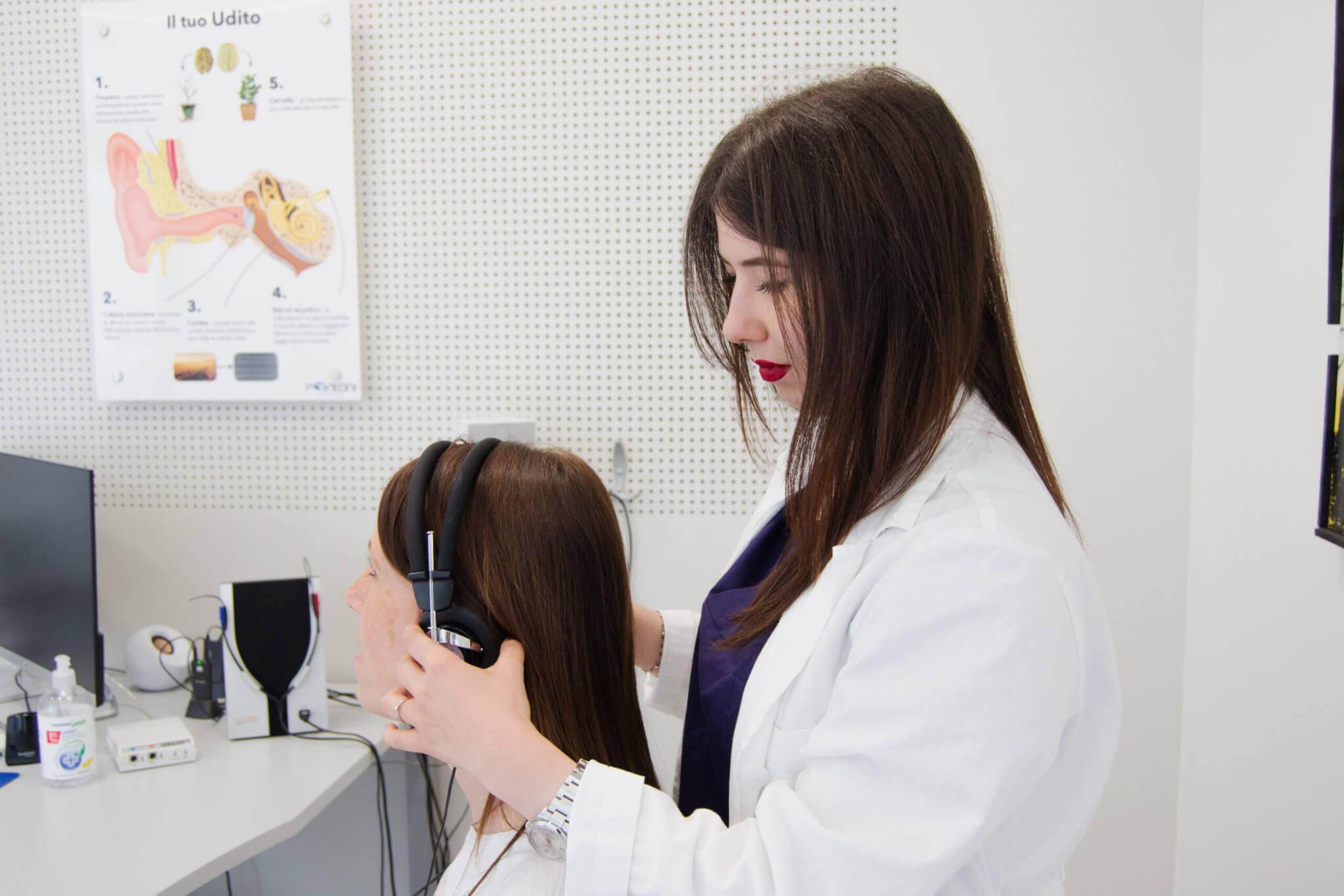 l'audioprotesista